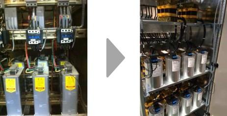 3-2. 改善实例:电容的更换