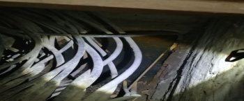 電気ショートの発火事故の危険性